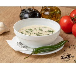Supa de pui a la grec