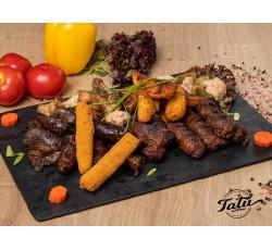 Platou cald Tatu bar&grill 4 PAX