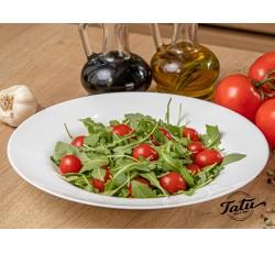 Salata rucola cu rosii cherry